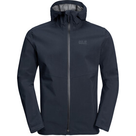 Jack Wolfskin JWP Shell Jacke Herren night blue